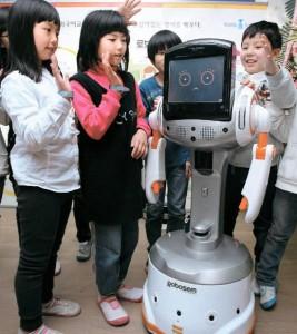 ROBOSEM - English Tutor for Korean students