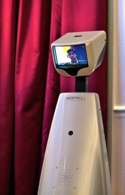 GOSTAI Jazz Telepresence Robot