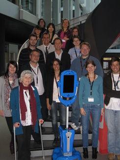 Social Robotic Telepresence Workshop